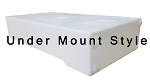 Under Mount Style Water Tank 30 Gallon