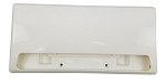 Heng's J116TWH-CN Creamy White Range Hood Exhaust Vent Cover