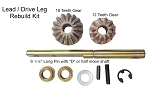 LEAD / DRIVE 5th wheel Landing Gear Leg Rebuild Kit