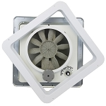 Installed Heng's 90046-CR Vortex II Multi Speed 12 volt Fan - Complete Roof Vent